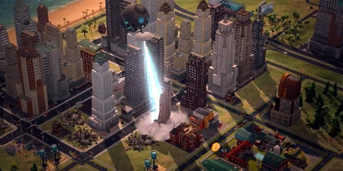 SimCity BuildIt Game Adding PvP Battles
