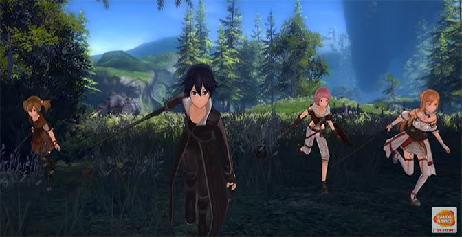 Sword Art Online Deluxe Edition Coming to Steam