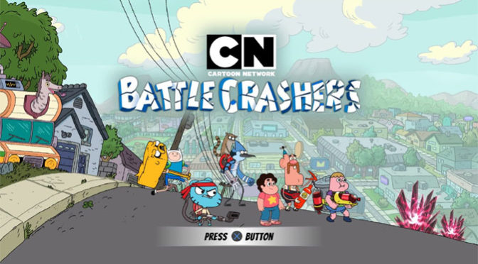 Cartoon Network: Battle Crashers Hits Switch