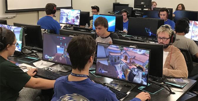 Gamer Sensei To Train Becker College eSports Athletes