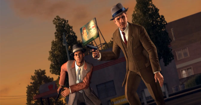 Enhanced L.A. Noire Game Comes to Consoles