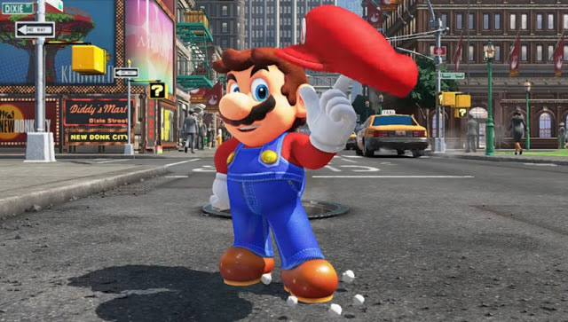 The GiN Lounge: The Conspiracy To Mute Mario