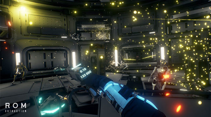 Free Overrun Content Added to VR Sci-fi Game ROM: Extraction