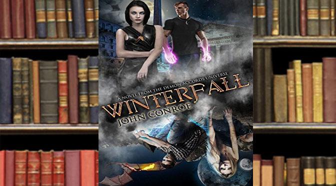 Demon Accords Series Heats Up in Winterfall Novel