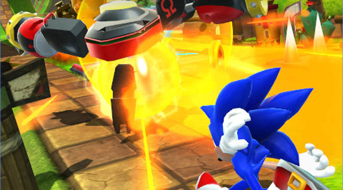 Is Sonic Forces: Speed Battle as Bad as Its Sibling?
