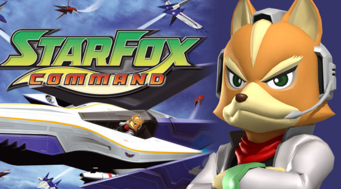 Retro Game Friday: Star Fox Command