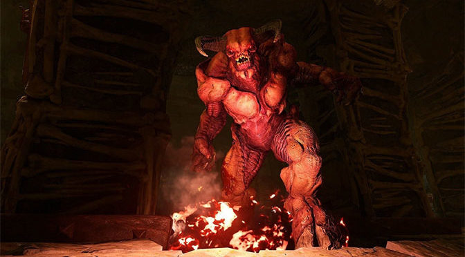 DOOM VFR Shoots To PlayStation VR and HTC VIVE