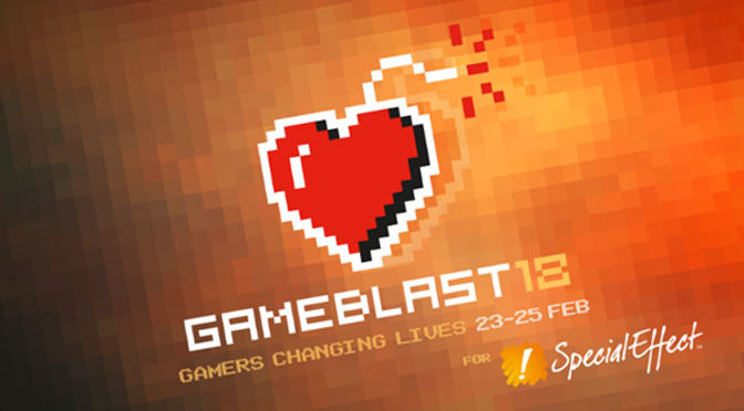 GameBlast Charity Event Returns in February