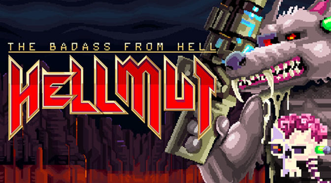 GOG Offering Closed Beta Slots for Hellmut Shooter