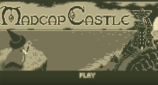 Retro Style Madcap Castle Adventure Moves to Steam