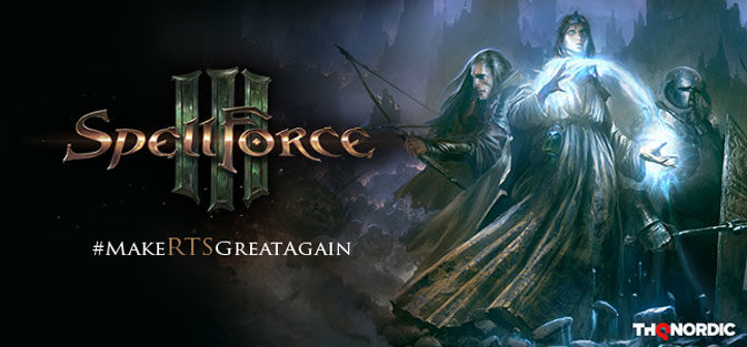 RTS/RPG Hybrid SpellForce 3 Launches for PC