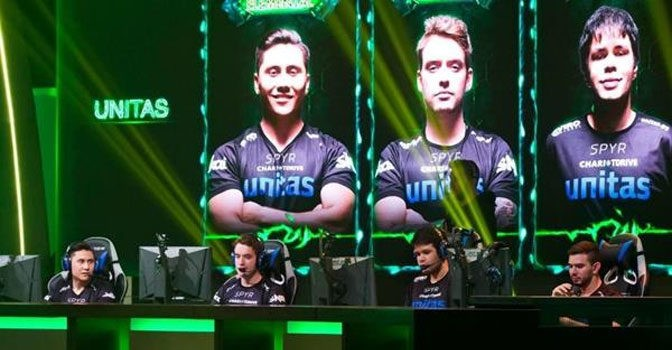 Unitas Gaming Team Begins Pocket Starships Streaming