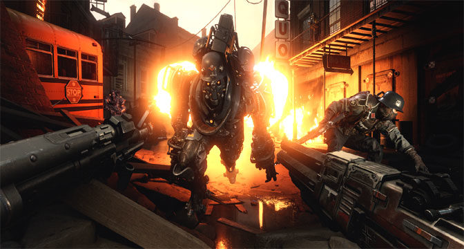 Shockingly Superb Shooting in Wolfenstein II: The New Colossus