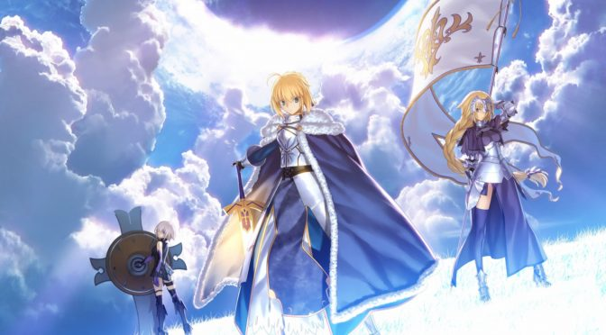 Video Game Tuesday: What's Going On With F/GO?