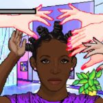 Hair Nah and positive games with social messages