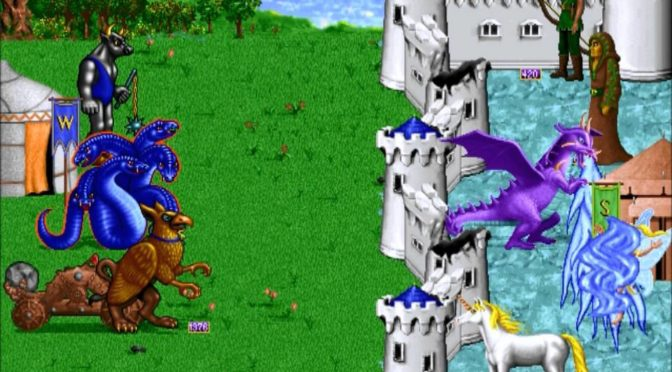 Retro Game Friday: Heroes of Might and Magic