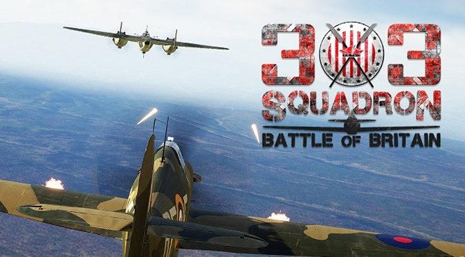 303 Squadron: Battle of Britain Begins KickStarter