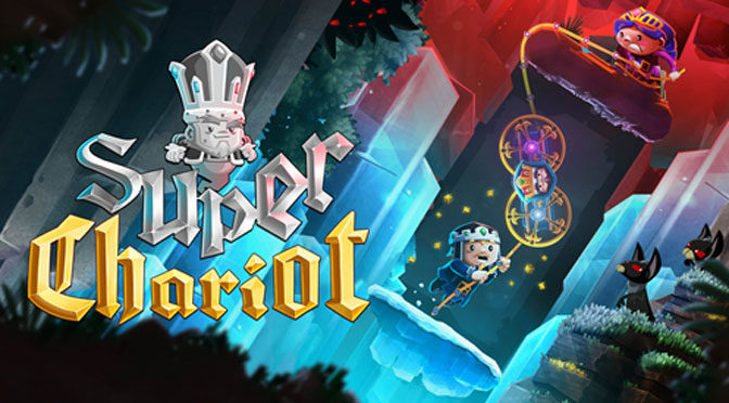 Super Chariot Rolling to Nintendo Switch