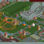 Retro Game Friday: RollerCoaster Tycoon
