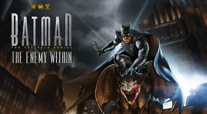 Batman: The Enemy Within Season Finale Premieres March 27