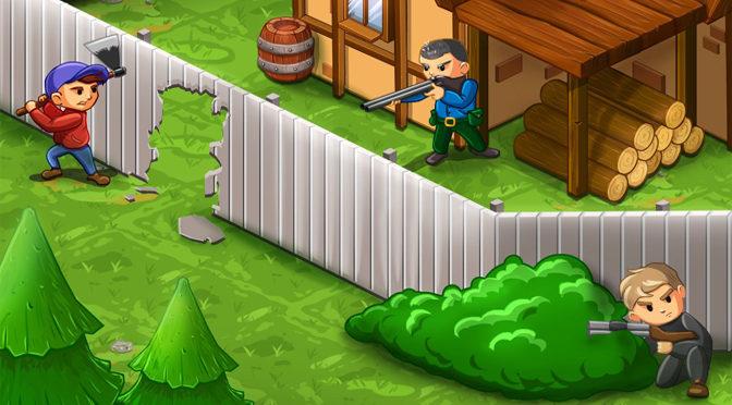 Building an Accessible Apocalypse with Cedar Games