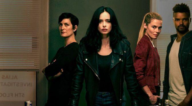 Jessica Jones Season 2: not as good as season 1