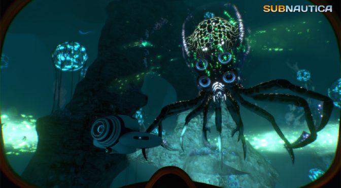 Subnautica Makes A Big Splash on NextGen Consoles