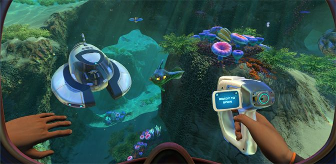 Nothing Subpar About Superb Subnautica