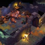 Battle Chasers: Nightwar Fighting to Nintendo Switch