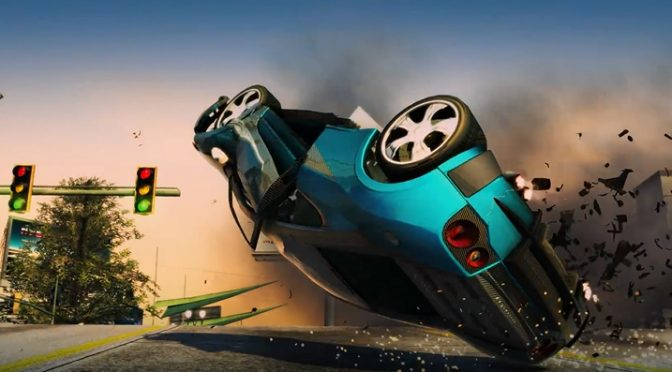 Burnout Paradise Remastered Offers Classic Crashing