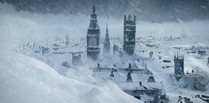 Grim City Survival Game Frostpunk Released