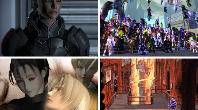 Four Games that Define Me #GameStruck4