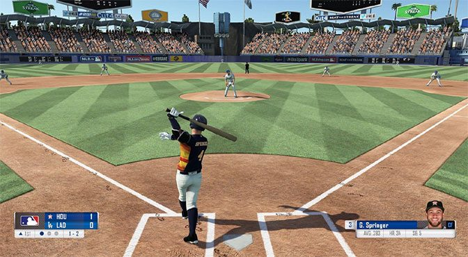 Videogame Baseball Season Begins with RBI 18