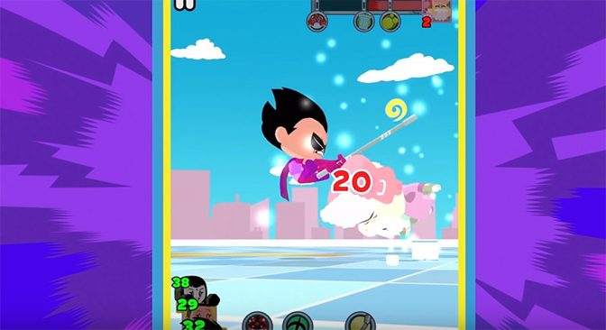 Teen Titans GO Figure Going Mobile