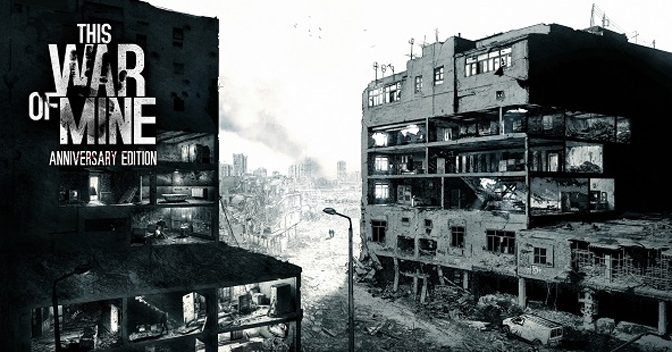 To Celebrate Frostpunk, 11 bit makes This War of Mine Free on Steam