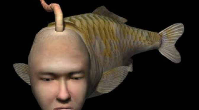 Retro Game Friday: Seaman