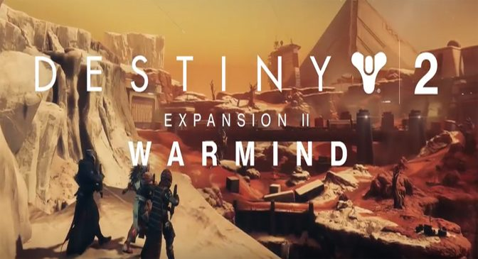Bungie Brings Warmind Expansion to Destiny 2