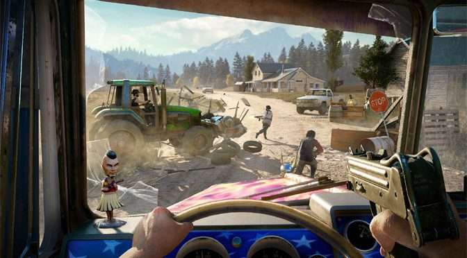 Riotous Redneck Rampaging with Far Cry 5