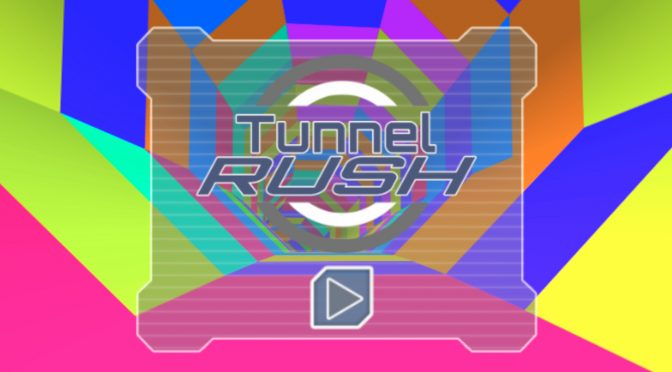 Tunnel Rush: The Retro Kind of Spaceship Game