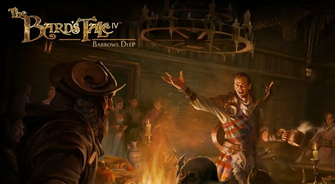 New Gameplay Movie Shows off The Bard's Tale IV