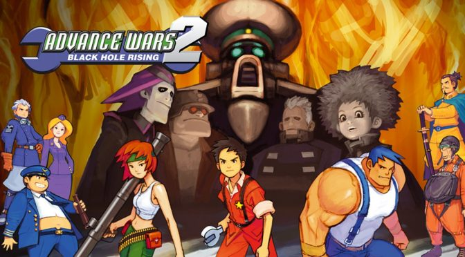 Retro Game Friday: Advance Wars 2