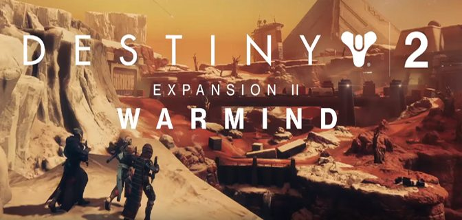 Pulling the Trigger on Destiny 2: Warmind