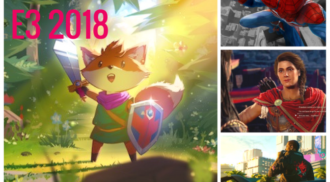 E3 2018 Highlights – Death Stranding, Halo and video game kissing