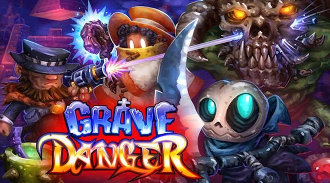Grave Danger Released for PlayStation 4 and Nintendo Switch