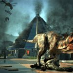Dynamic Dinosaurs Tromp into Jurassic World Evolution