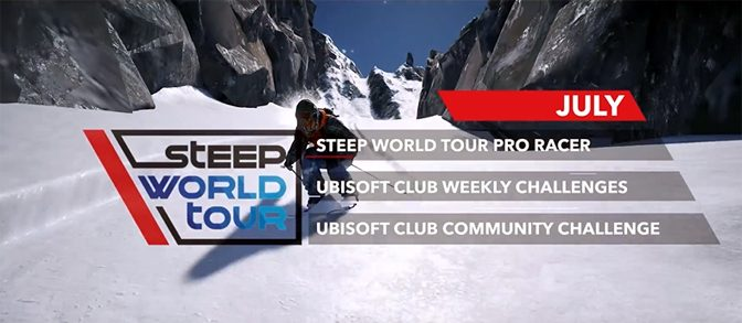 Ubisoft Announces Season Two for Steep