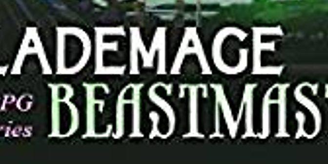 Bookish Wednesday: Blademage Beastmaster by Deck Davis