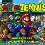 Retro Game Friday: Mario Tennis 64