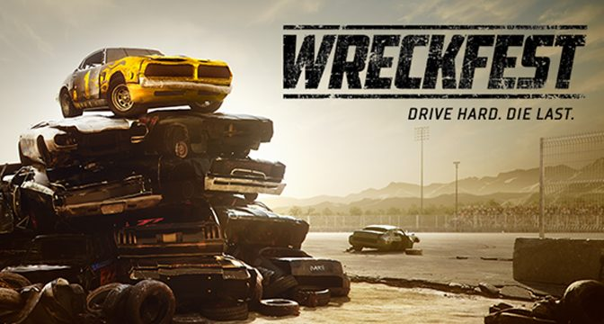 Wreckfest Smashes to Release