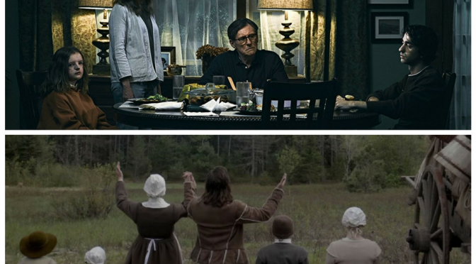 From The Spooky Archives – Hereditary Vs. The Witch